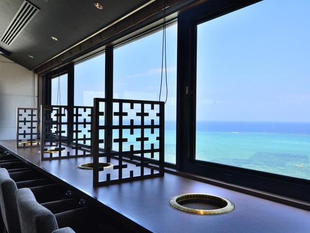 カフーリゾートフチャク コンド・ホテル 琉球 BBQ Blue
