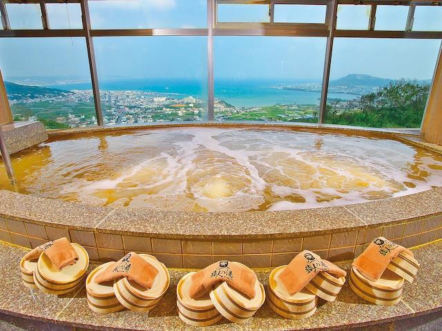 ユインチホテル南城 猿人の湯
