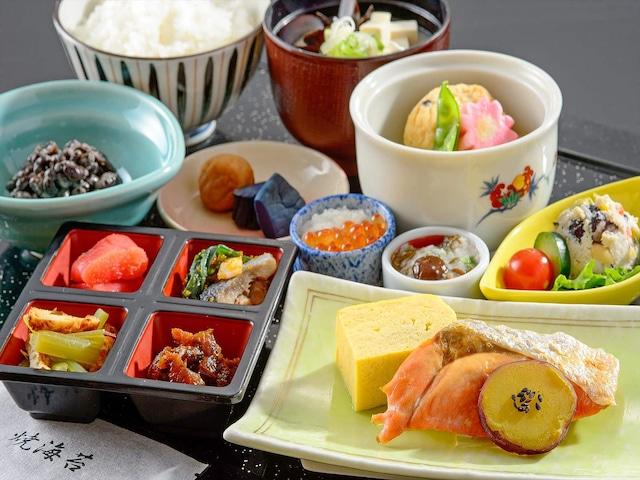 ホテルマイステイズプレミア札幌パーク 朝食 和食イメージ
