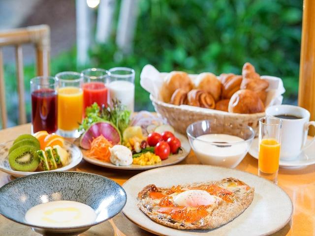 ホテルマイステイズプレミア札幌パーク 朝食 洋食イメージ