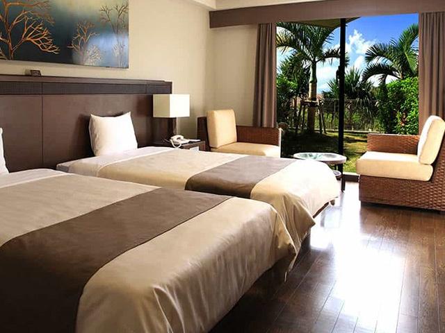 グランヴィリオリゾート石垣島オーシャンズウイング ガーデンサイドツイン(一例) 36~42㎡
