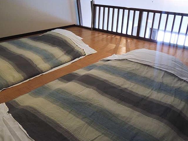 グランヴィリオリゾート石垣島グランヴィリオガーデン ロフト付ファミリールーム(一例)