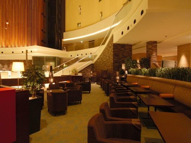 【舞浜】東京ベイ舞浜ホテル カフェ ブルック