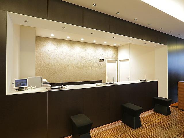 【秋葉原】秋葉原ワシントンホテル フロントカウンター