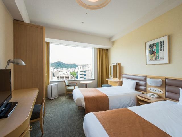 札幌プリンスホテル スタンダードツインルーム