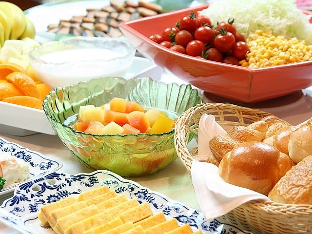 サンシャインシティプリンスホテル 朝食イメージ