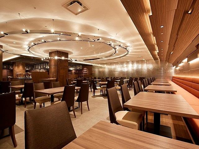 サンシャインシティプリンスホテル レストラン