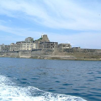 「軍艦島」上陸プランイメージ