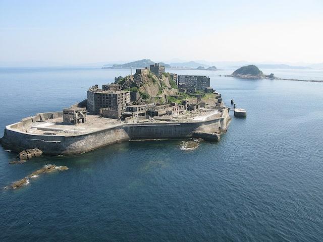 軍艦島上陸ツアー 長崎フリープランイメージ