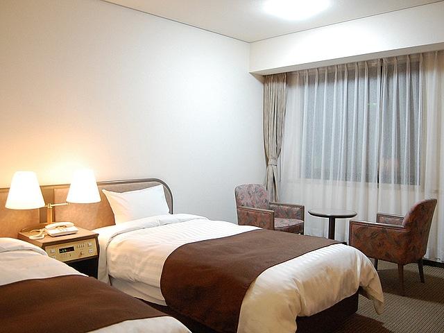 ホテルサンルート青森 おまかせツイン 19㎡~30㎡