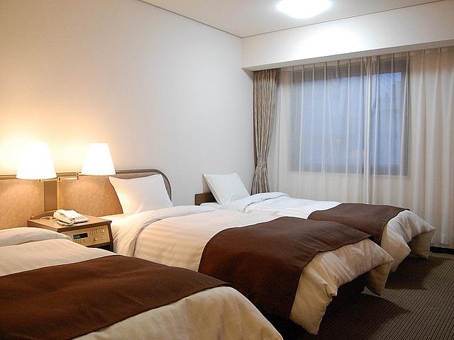 ホテルサンルート青森 おまかせトリプル 23㎡~