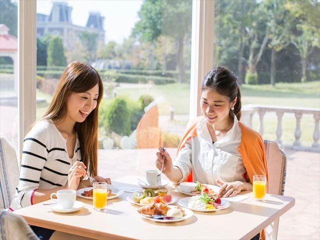 ホテル日航ハウステンボス 朝食イメージ