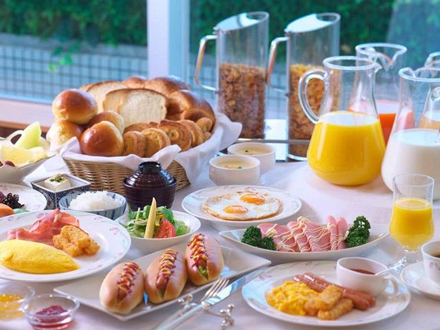 都ホテル尼崎(都ホテルニューアルカイック)  朝食イメージ
