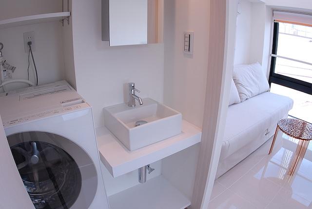 ラ・クラッセ墨田 2F,3F,4F 乾燥機能付全自動洗濯機