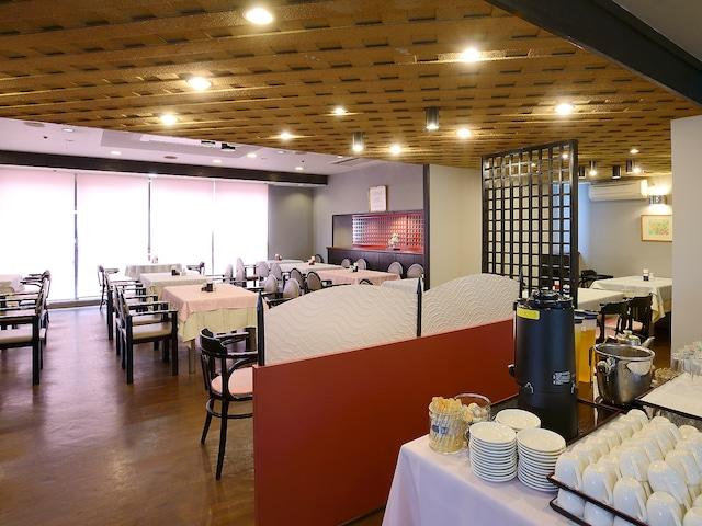 奄美サンプラザホテル レストラン「愛かな」