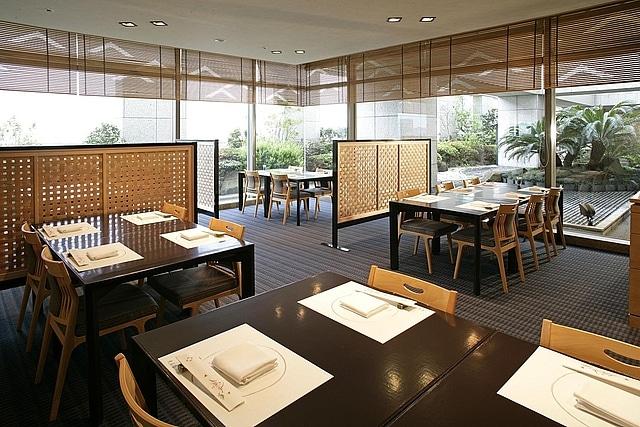 グランドニッコー東京台場 和食レストラン大志満