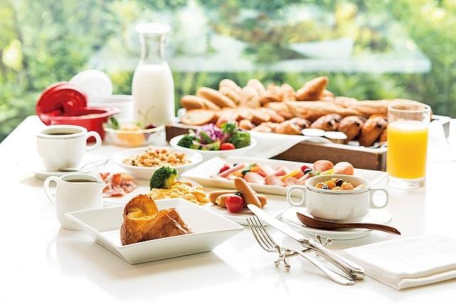 【新浦安】オリエンタルホテル東京ベイ 朝食イメージ