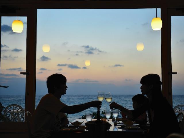 プリシアリゾート ヨロン 地中海料理「アネリア」