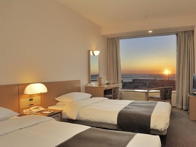 釧路プリンスホテル ツインルーム