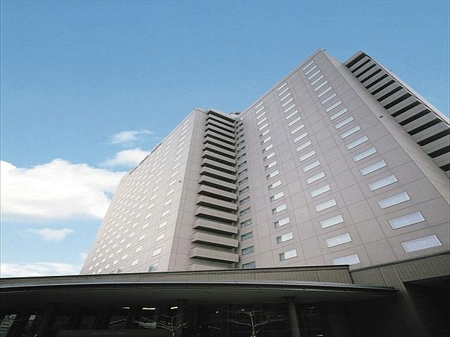 札幌エクセルホテル東急 外観(昼)