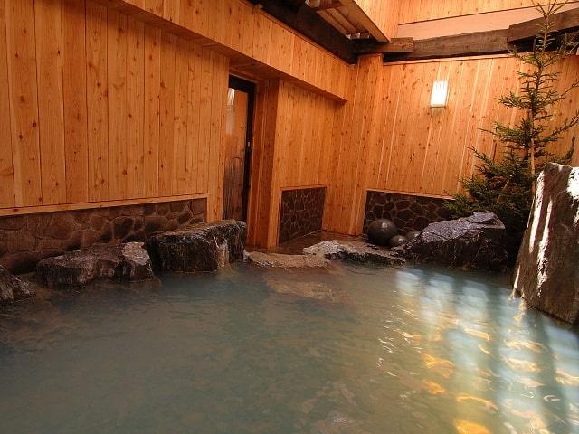 ホテル御前水 露天風呂