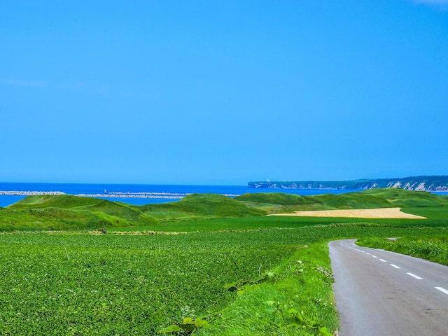 ドライブは北海道の醍醐味!絶景スポットを探しに♪イメージ