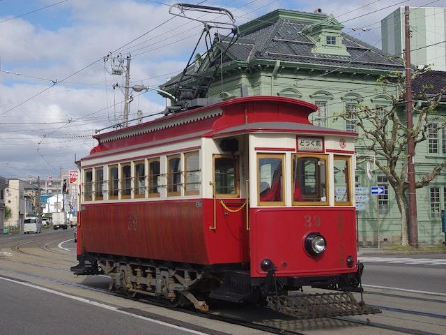 観光に便利な函館市電を乗りこなして旅をスムーズにイメージ