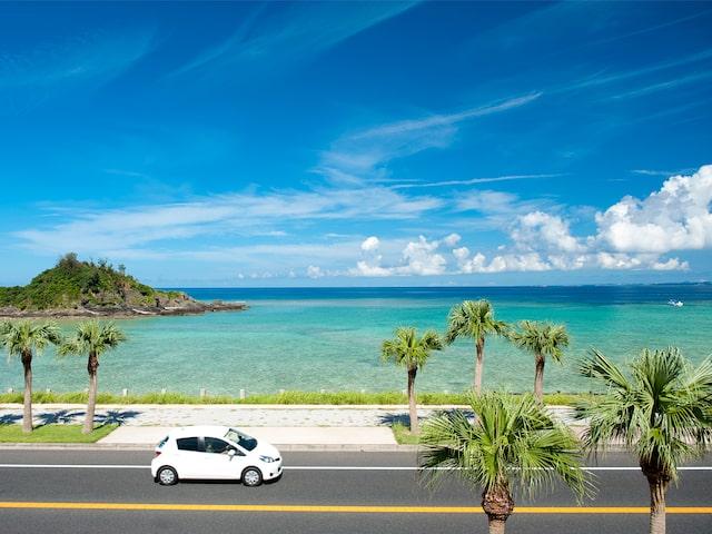 沖縄本島フリープラン レンタカー付イメージ