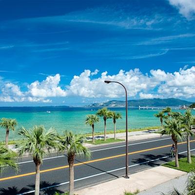 沖縄美ら海水族館周辺イメージ