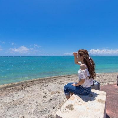 5月とにかく安く行きたい!沖縄旅行イメージ