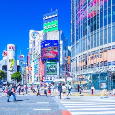 渋谷・目黒・赤坂イメージ
