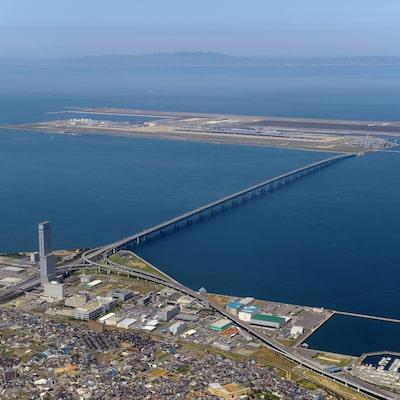 関西空港周辺・大阪南部イメージ