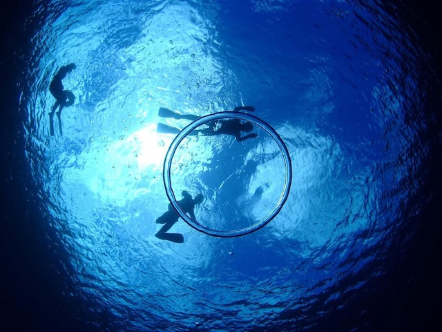 青の洞窟シュノーケリング付プランイメージ
