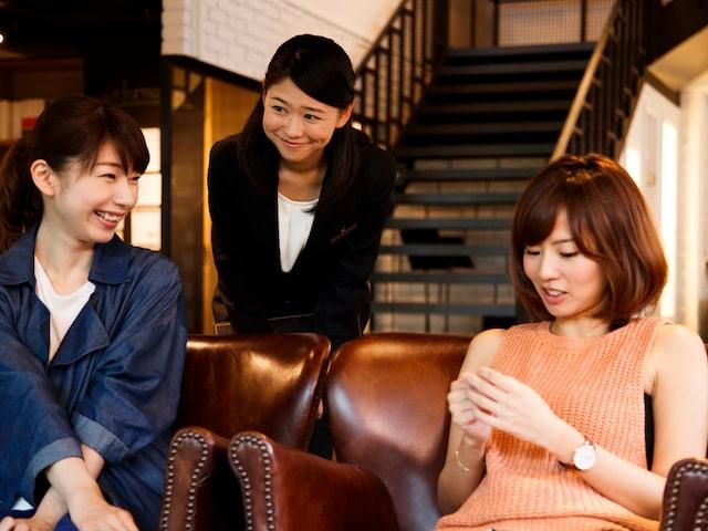 ホテルで東京ディズニーリゾートの最新情報を<br /> ご提供イメージ