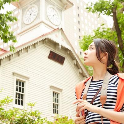 人気のエリアのお得な旅♪札幌・小樽フリープランイメージ