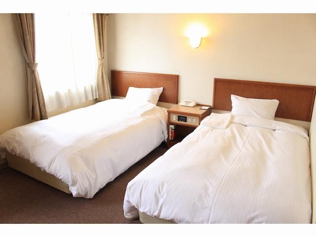 スマイルホテル旭川 スタンダードツインルーム