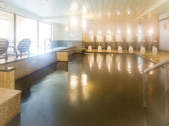 天然温泉 ホテルパコ函館  天然温泉「はこだて大森の湯」