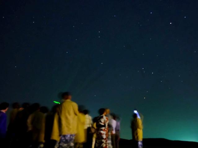 黒川温泉 瀬の本高原ホテル 星空さんぽ