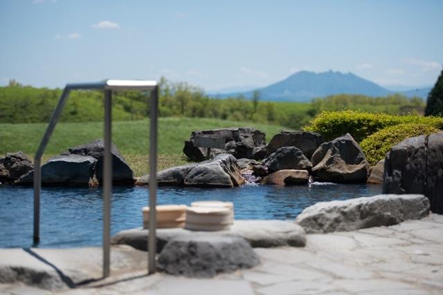 黒川温泉 瀬の本高原ホテル 露天風呂