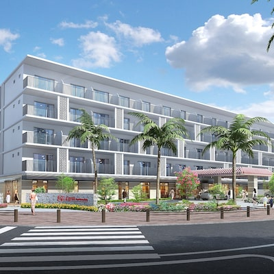ラ・ジェント・ホテル 沖縄北谷イメージ