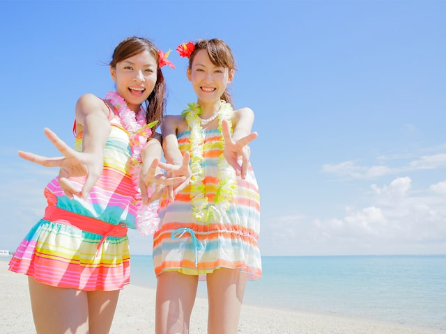 とにかく安くいきたい!夏の宮古島フリープランイメージ