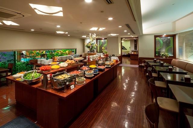 アークホテル熊本城前 レストラン「ローズ」