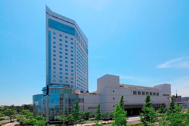 JRホテルクレメント高松 全景