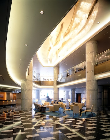 JRホテルクレメント高松 ロビー
