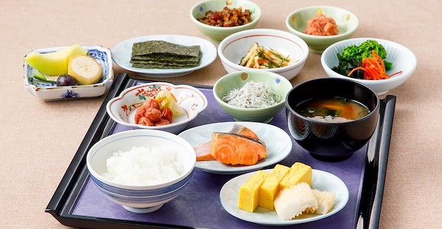 JRホテルクレメント高松 朝食