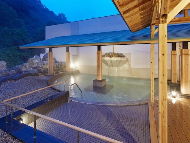 奥道後 壱湯の守 温泉