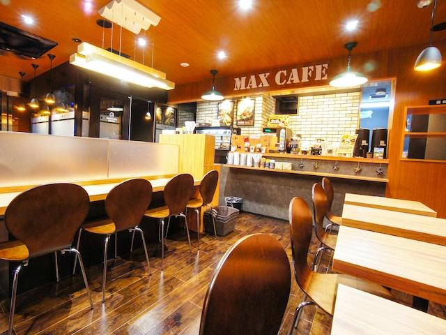 ホテルリブマックス金沢駅前 マックス カフェ