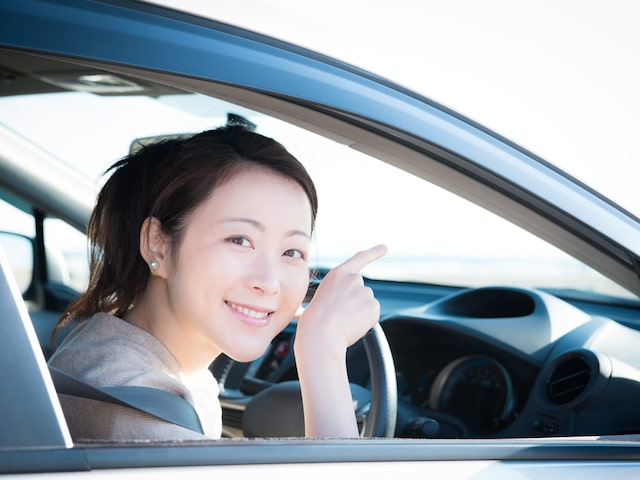レンタカーでドライブに出発!イメージ