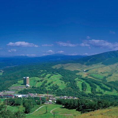 北海道最大級の高原リゾート ルスツリゾートイメージ