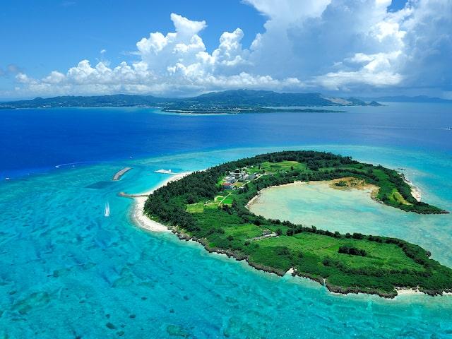 みんな島日帰り海水浴付き沖縄ステイプランイメージ